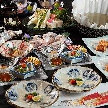 6,980日元套餐 (7道菜)