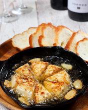 西班牙蒜香卡芒贝尔奶酪