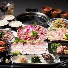 5,390日元套餐 (10道菜)