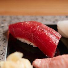 金枪鱼(寿司)