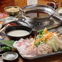 3,980日元套餐