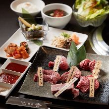 6,500日元套餐 (6道菜)