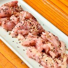 鸡颈肉(烤肉)