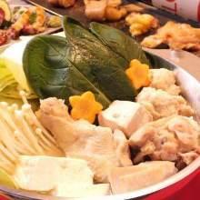 3,850日元套餐 (9道菜)