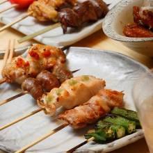 3,850日元套餐 (5道菜)