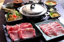 5,700日元套餐 (6道菜)