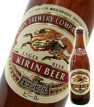 麒麟经典拉格啤酒