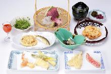 5,724日元套餐