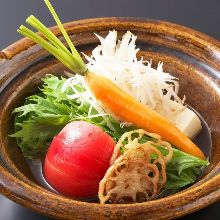 10,000日元套餐 (8道菜)