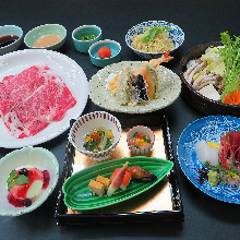 6,200日元套餐