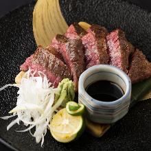 炙烤牛横膈膜肉