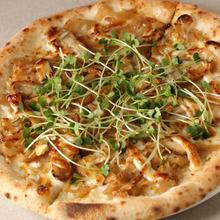 照烧鸡肉披萨