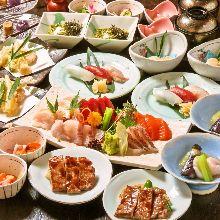 9,720日元套餐 (12道菜)