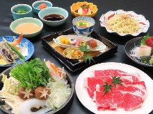6,700日元套餐