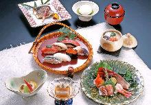 6,600日元套餐 (7道菜)