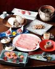 7,560日元套餐 (12道菜)