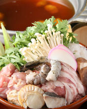 酱油相扑火锅