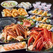 2,700日元套餐 (10道菜)