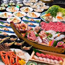 3,700日元套餐 (9道菜)