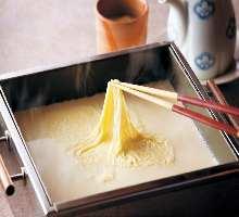 鲜捞豆腐衣