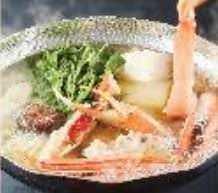 蟹肉涮涮锅