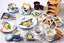 5,800日元套餐 (12道菜)