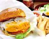 须田町汉堡排&薯条组合