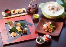 8,640日元套餐 (7道菜)
