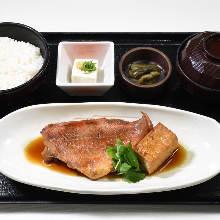 每日煮鱼御膳套餐