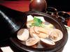 甘鲷与松茸的塔吉锅蒸