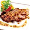 烤橡子伊比利亚黑猪 搭配坚果酱