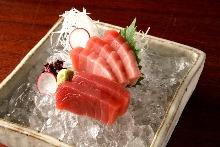 蓝鳍金枪鱼(生鱼片)