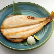 炙烤远东多线鱼
