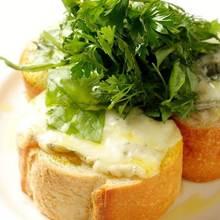 意大利西红柿三明治