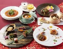 8,000日元套餐 (7道菜)