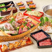 3,500日元套餐 (7道菜)