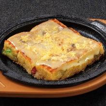 韩式奶酪煎饼