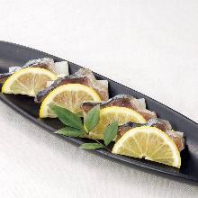 盐渍越冬鱼