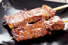 炭火烤牛横膈膜
