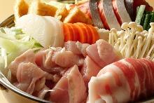 味噌相扑火锅