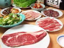 2,900日元套餐 (30道菜)