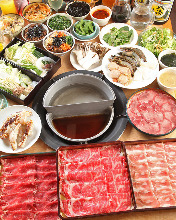 5,000日元套餐 (54道菜)