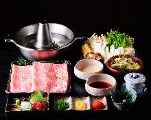 6,250日元套餐 (7道菜)