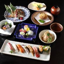 17,600日元套餐