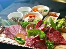 8,250日元套餐 (4道菜)