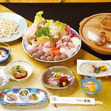 7,020日元套餐