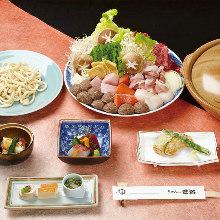 5,400日元套餐