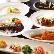 4,700日元套餐 (7道菜)