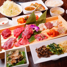 6,500日元套餐 (18道菜)