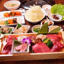 8,500日元套餐 (22道菜)